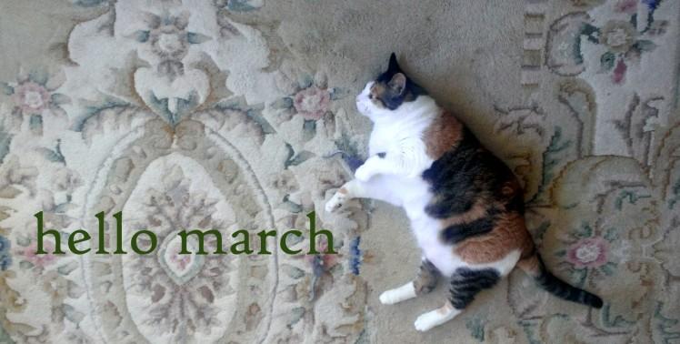 hello march paula nasmith