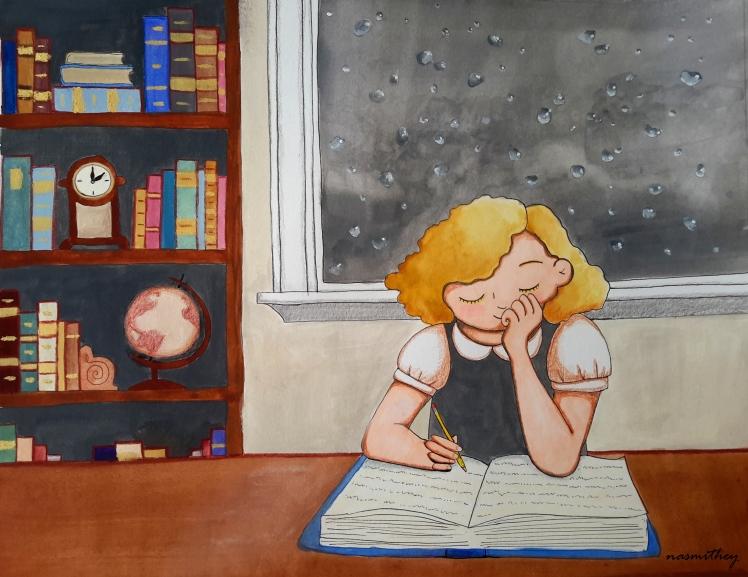 Paula Nasmith Charlotte's Novel