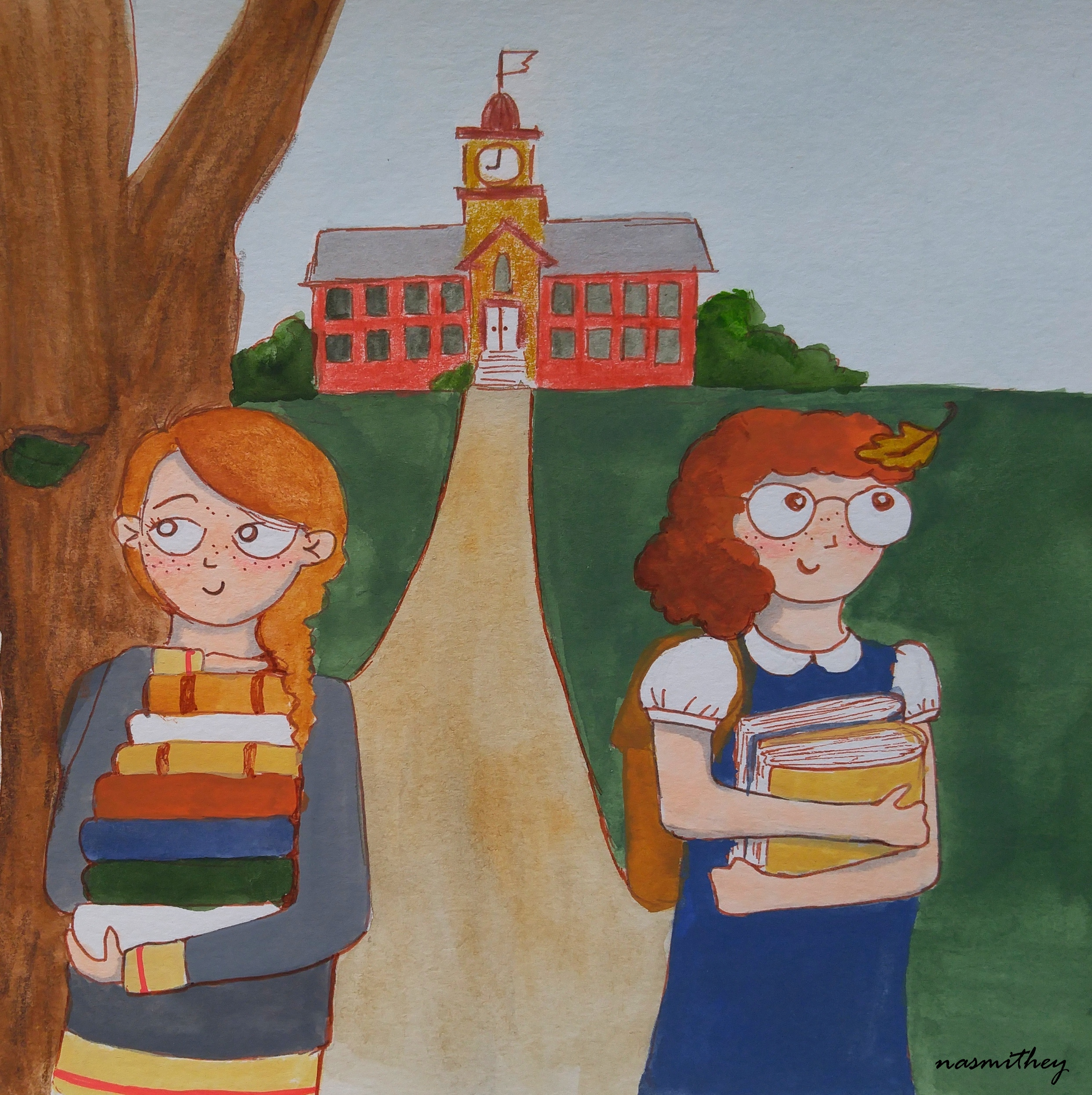 back to school paula nasmith