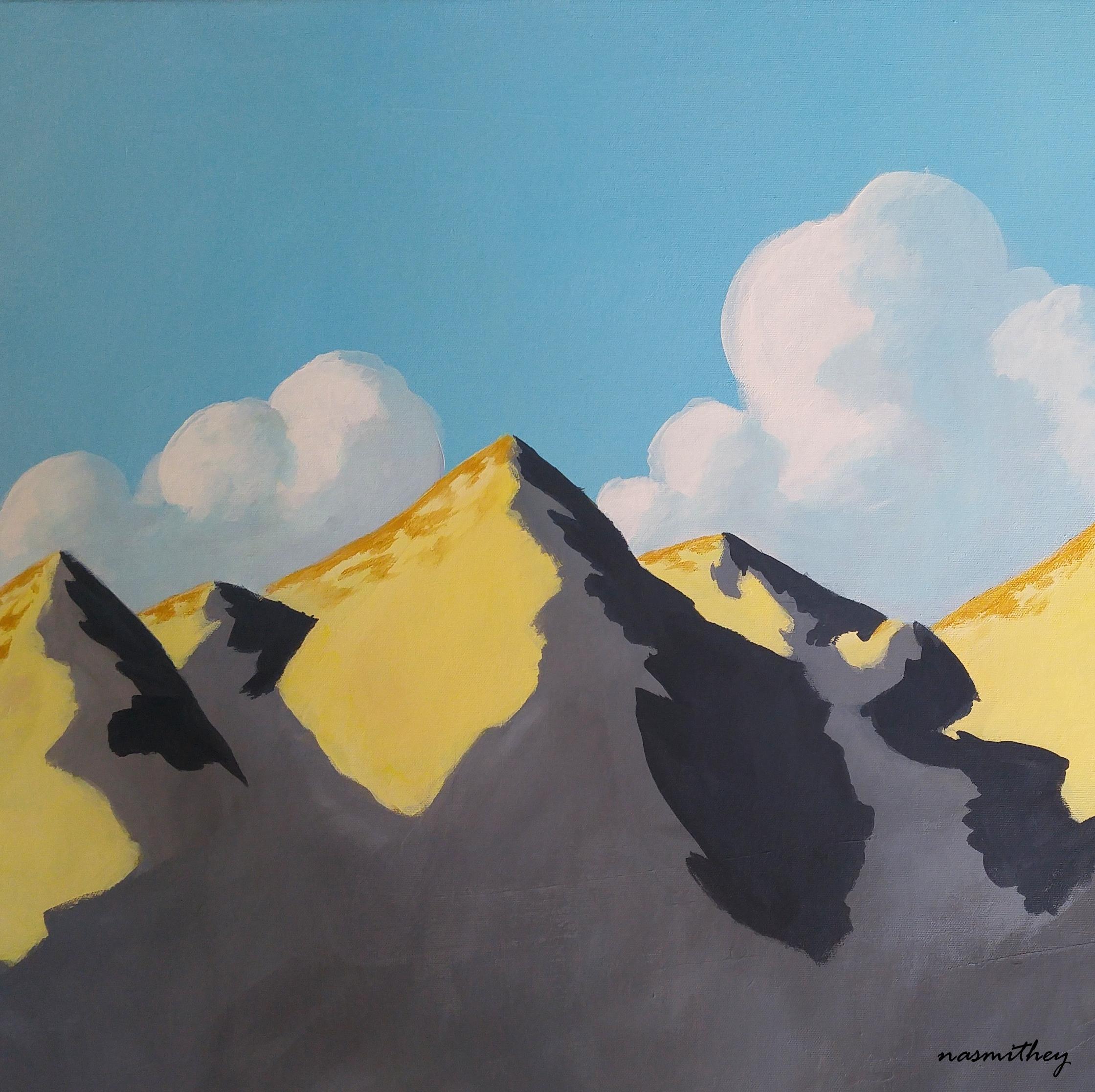 golden mountains by paula nasmith