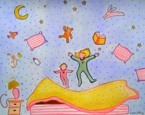 It's Bedtime by Paula Nasmith