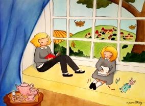 After School by Paula Nasmith - Copy - Copy