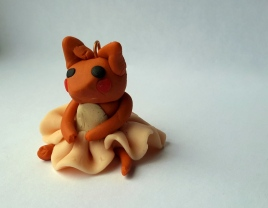 Ballerina Fox - Paula Nasmith