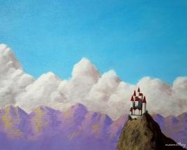 Celestial Climb - Paula Nasmith