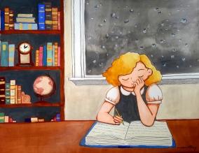 Charlotte's Novel by Paula Nasmith