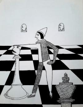 Chess - Paula Nasmith