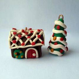 Christmas Ornaments - Paula Nasmith