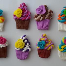 Cupcakes - Paula Nasmith