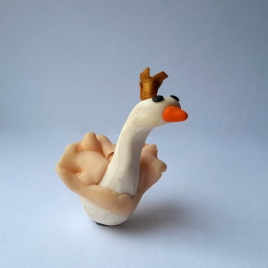 Elegant Goose - Paula Nasmith