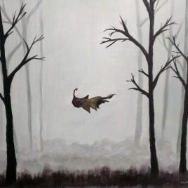 Fall Forest - Paula Nasmith