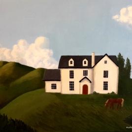 Farm House - Paula Nasmith
