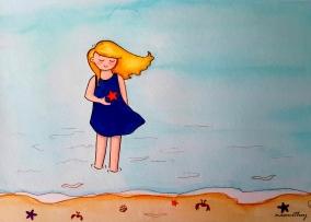 Hello August by Paula Nasmith