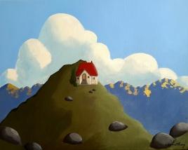 House in the Mountains - Paula Nasmith