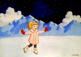 Mim Skates by Paula Nasmith - Copy