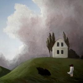 On the Hill - Paula Nasmith
