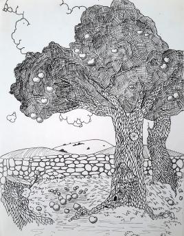 Orchard - Paula Nasmith