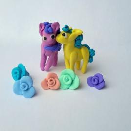 Ponies - Paula Nasmith