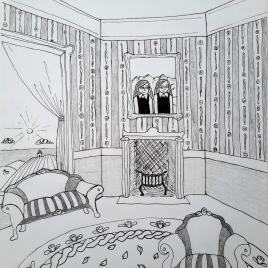 Sitting Room - Paula Nasmith