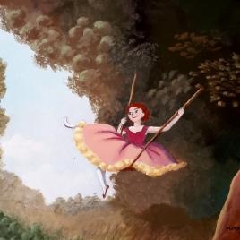 The Swing - Paula Nasmith